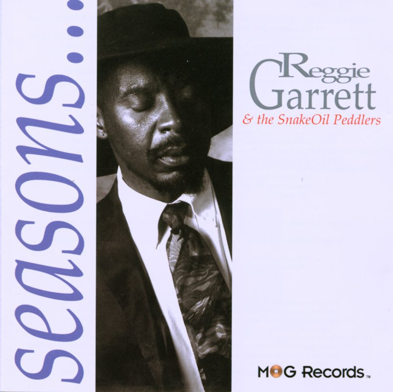 Seasons by Reggie Garrett